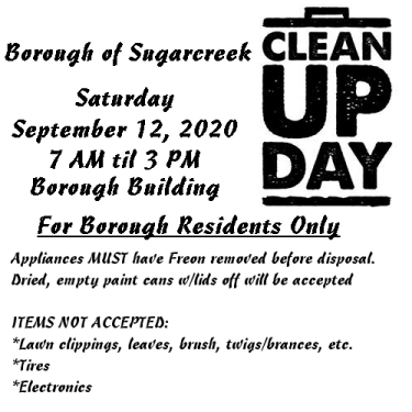 Borough Clean-Up Day