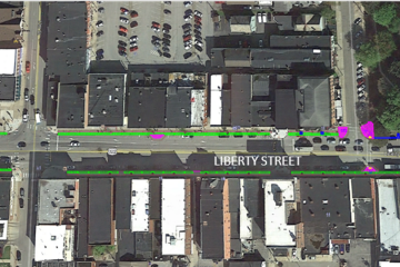 Liberty Street Sidewalk Project